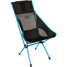 Helinox Sunset Chaise, black/blue